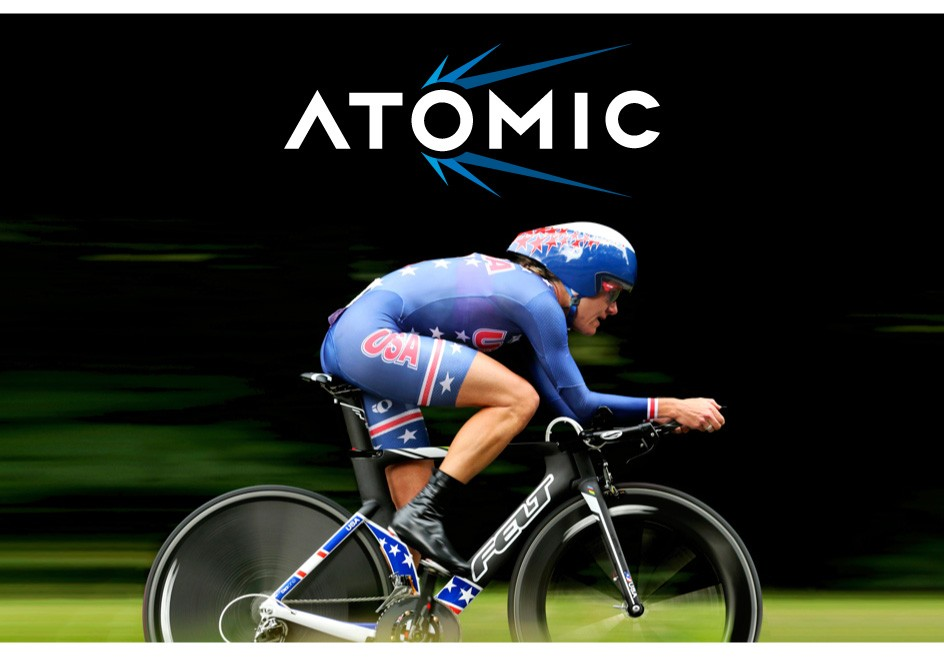 Atomic-Kristin-Armstrong-Booth-IronMan-High-Performance-Coatings-Speed-Shop-Race-Day-Weaponry-Watts-Power-Cycling-Triathlon-Track-Efficiency-World-Record-Olympic-Gold-Silver-Bronze-Medal-Time-Trial-Pursuit-Sprints
