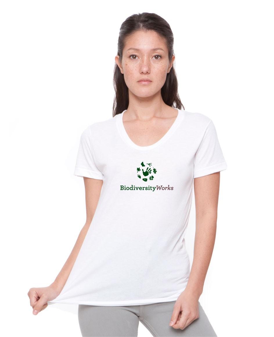 Biodiversity-Works-Non-Profit-Conservation-Agency-Logo-Branding-Identity-T-Shirt-Apparel