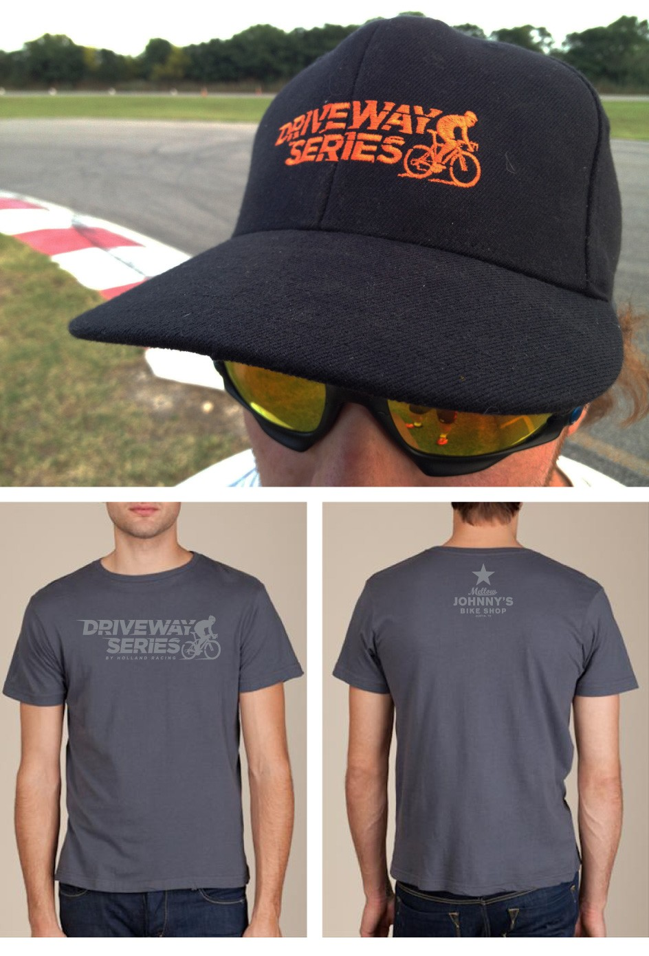 Driveway Series Hat & T-Shirt