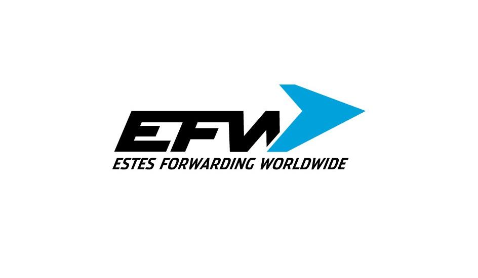 EFW Estes Forwarding Worldwide Logo
