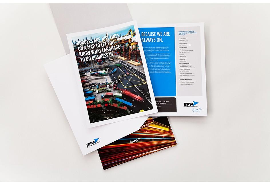 EFW Pocket Folder Info Sheets
