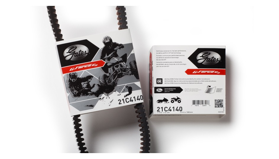 Gates G-Force Packaging