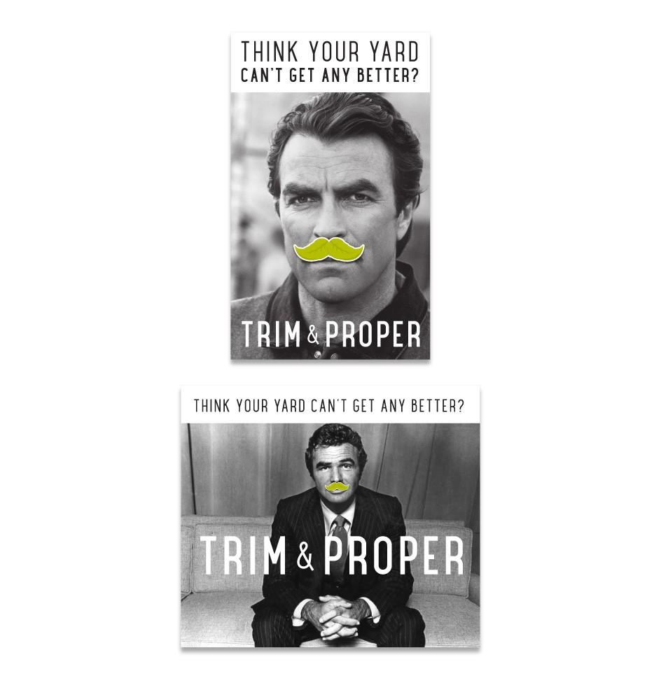 Trim & Proper Landscaping Mailer